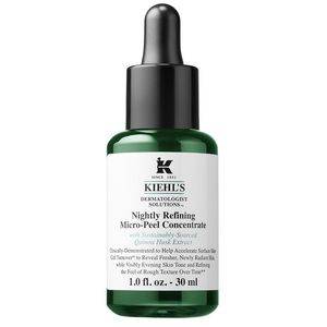 Kiehl's nightly refining micro peel concentration